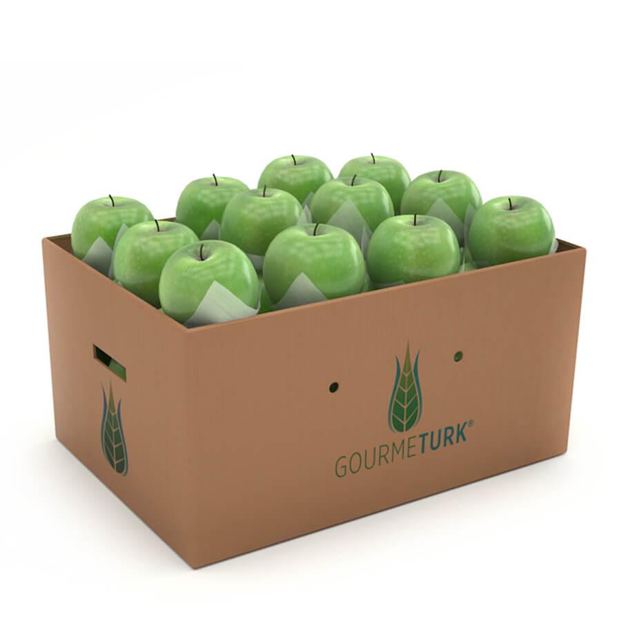 Gourmeturk taze granny smith elma