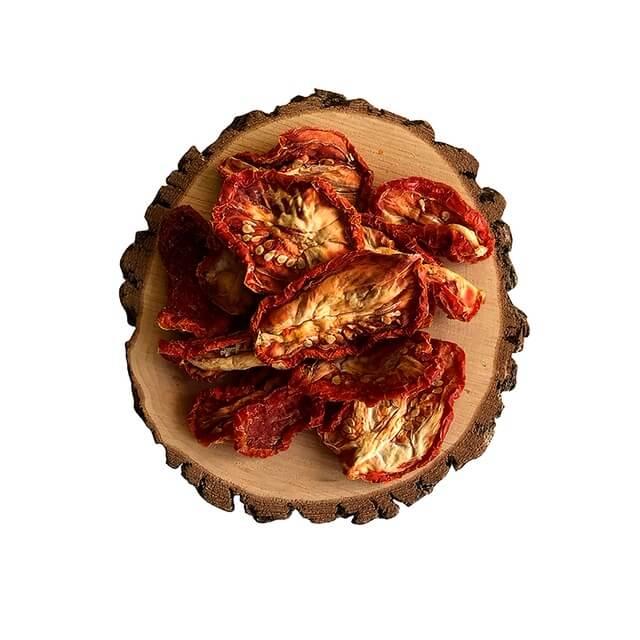 Gourmeturk güneşte kurutulmuş doğal domates