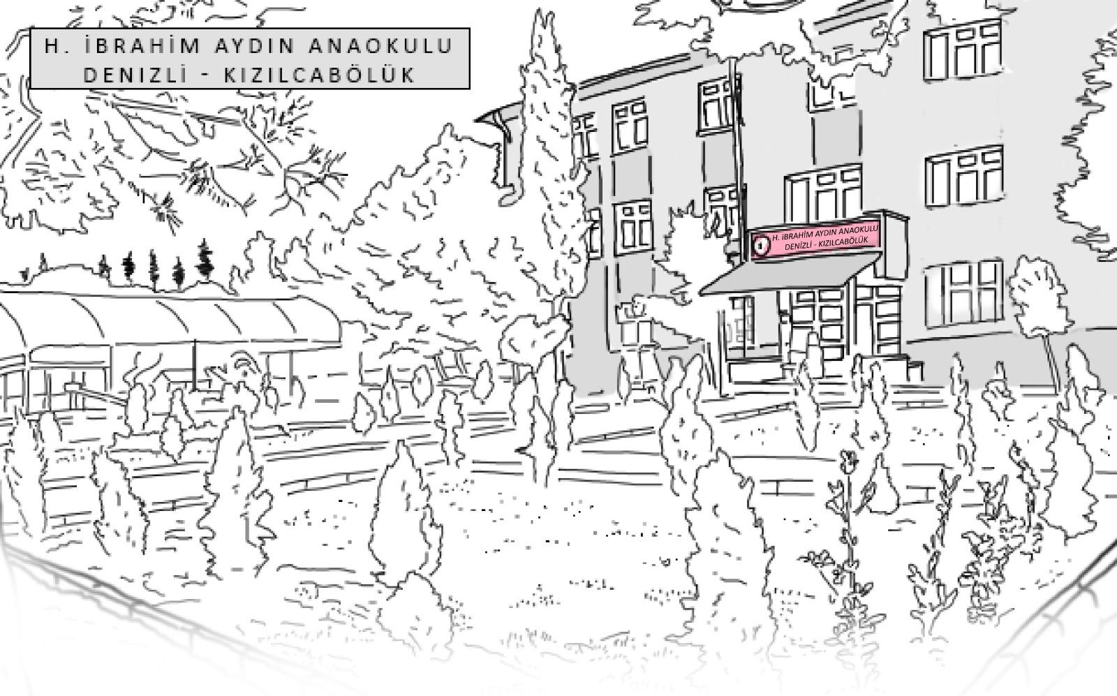 Hacı İbrahim Aydın Anaokulu Kızılcabölük/DENİZLİ